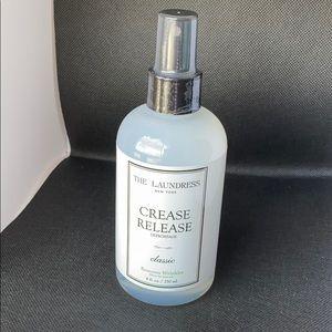 Crease Release